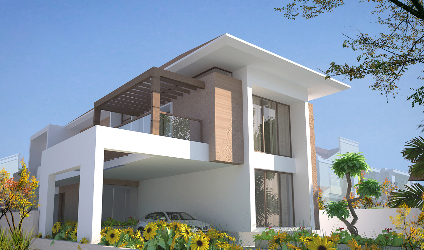 Mr. Saravanan residence at Coimbatore