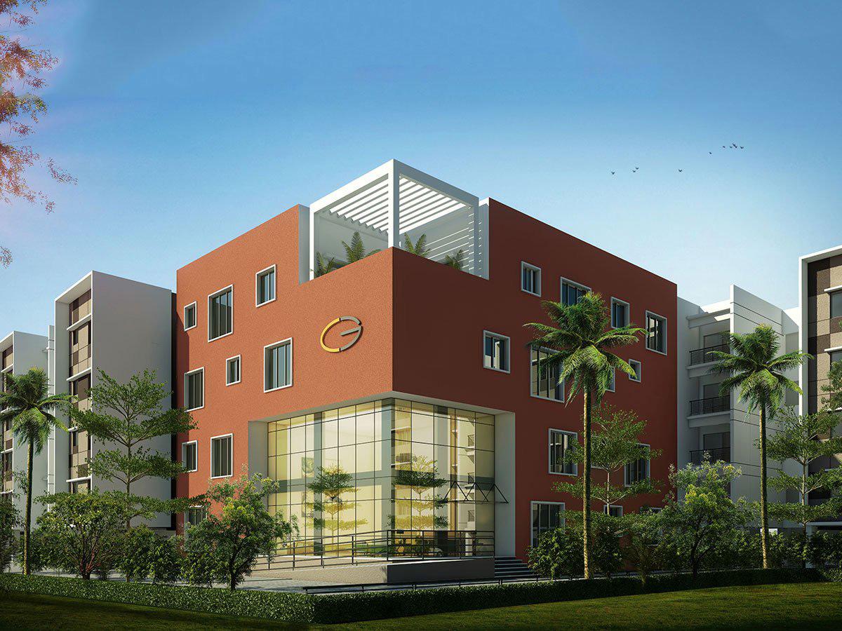 Ferns Club House