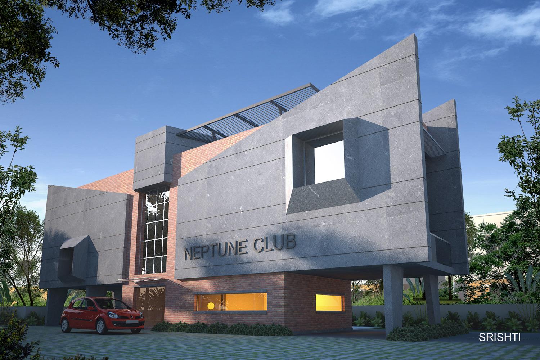 Neptune Club House
