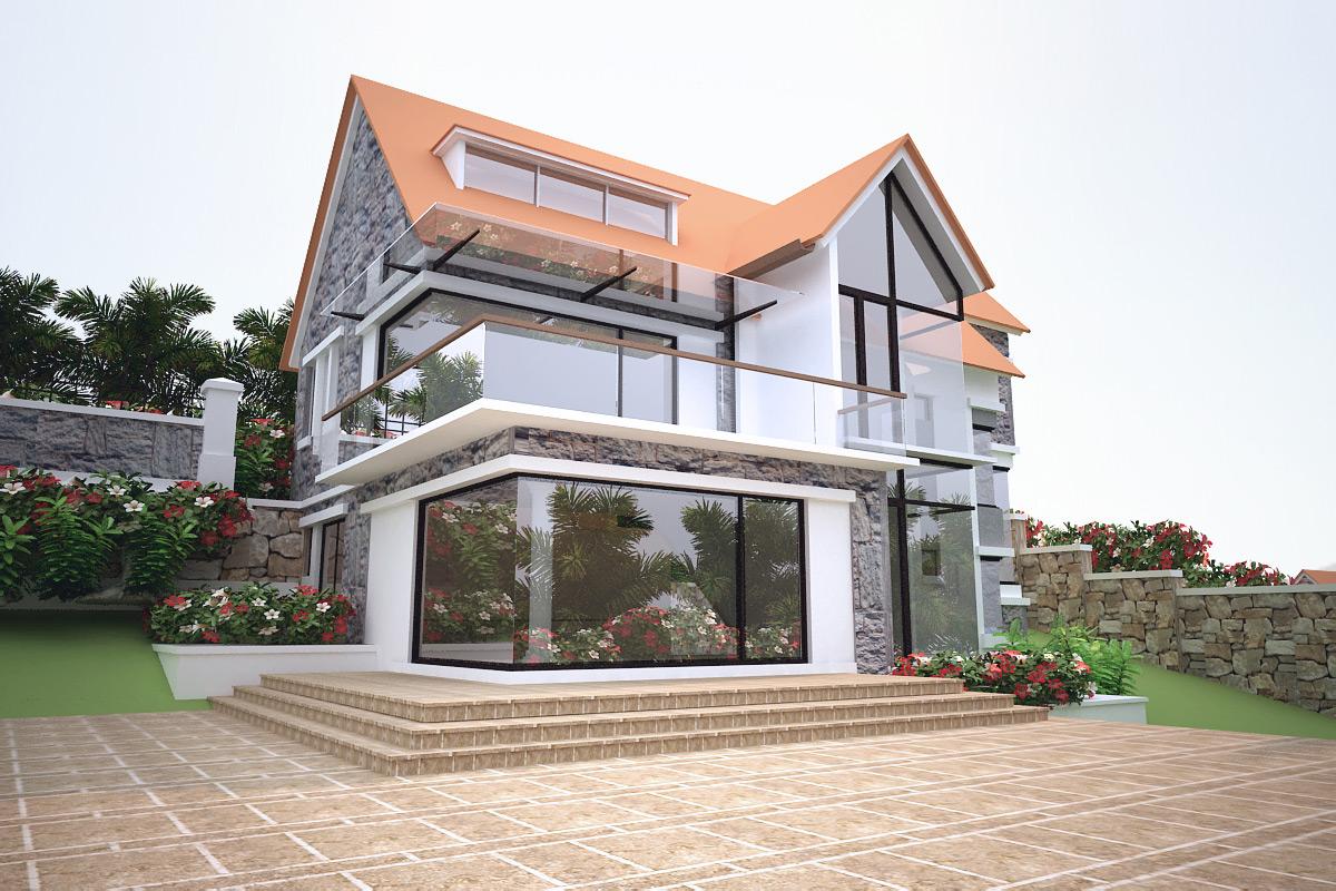 Mr. Anerudan Residence At Kothagiri